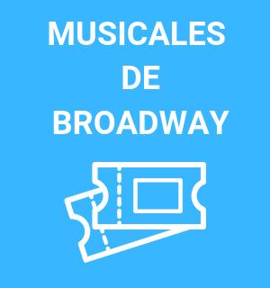 Musicales de Broadway en GuiaNuevaYork.com