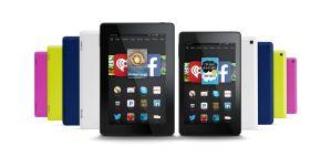 Amazon kindle Fire HD 6 - mejor tablet barata