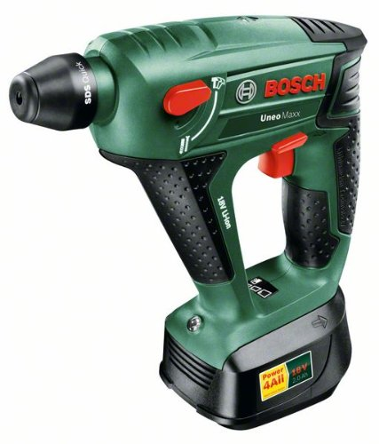 Bosch Uneo Maxx – Martillo rotatorio
