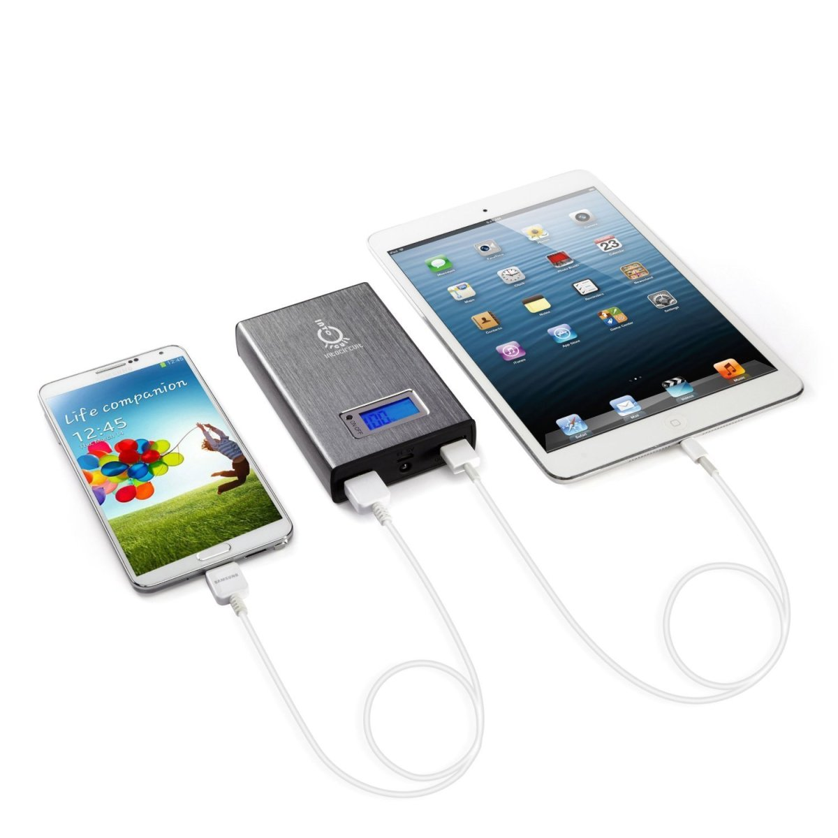Comparativa 4 mejores baterías externas USB