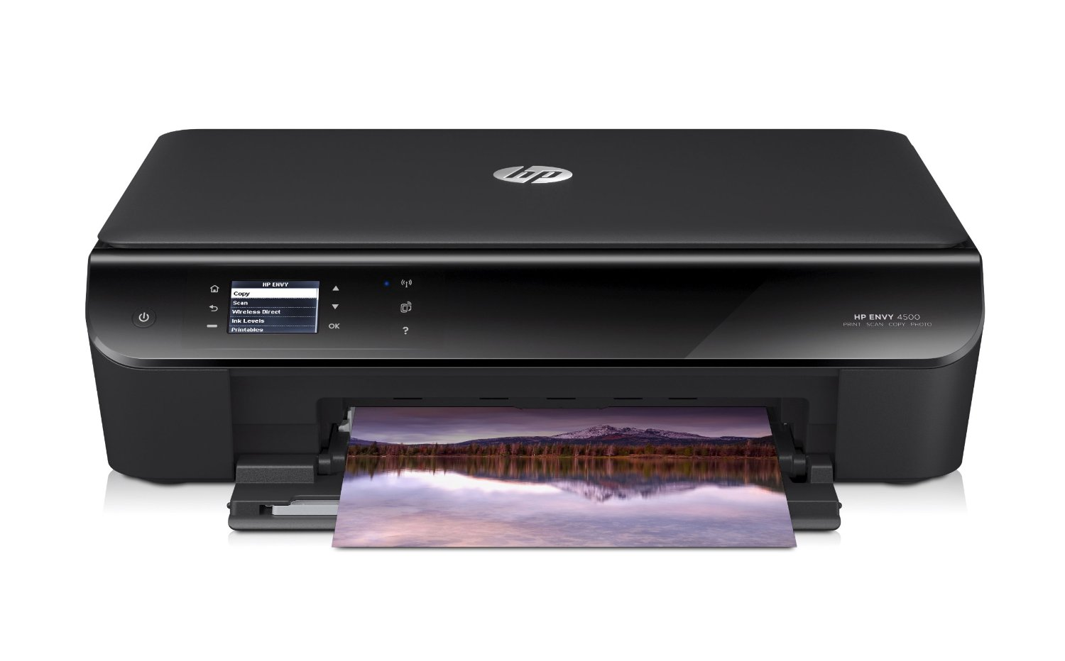 HP ENVY 4500 – Impresora multifunción de tinta a color