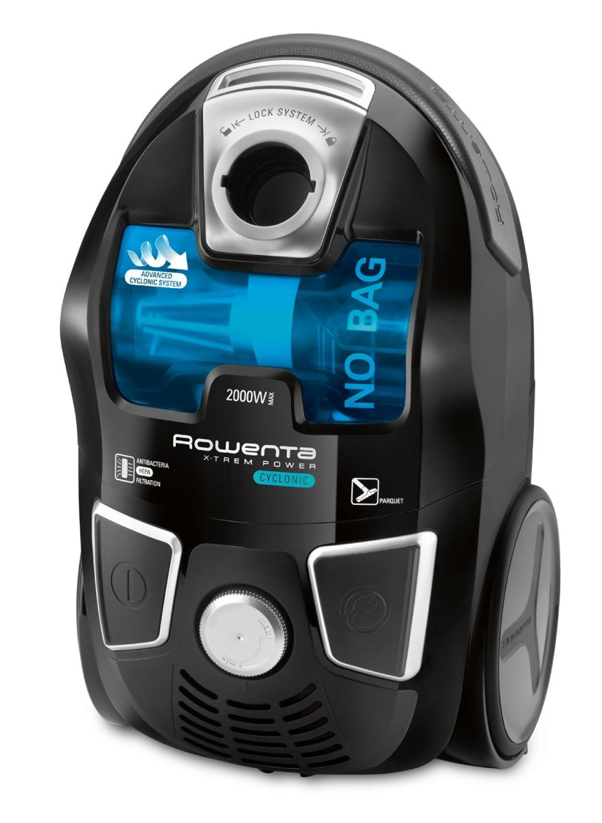 Rowenta X-Trem Power Cyclonic - Aspirador sin bolsa - Precios, análisis y opiniones
