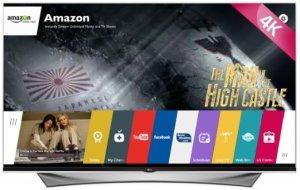 LG 65UF9500 mejores tv 4K Ultra-HD