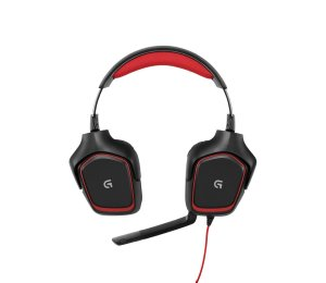 Logitech G230 - mejore auriculares para juegos baratos