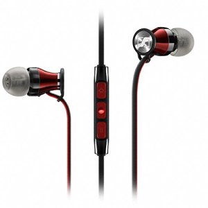 Sennheiser Momentum M2 IEi - mejores auriculares para iphone