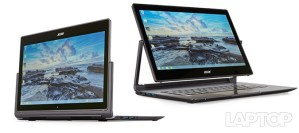 Acer Aspire R13 - portatil convertible