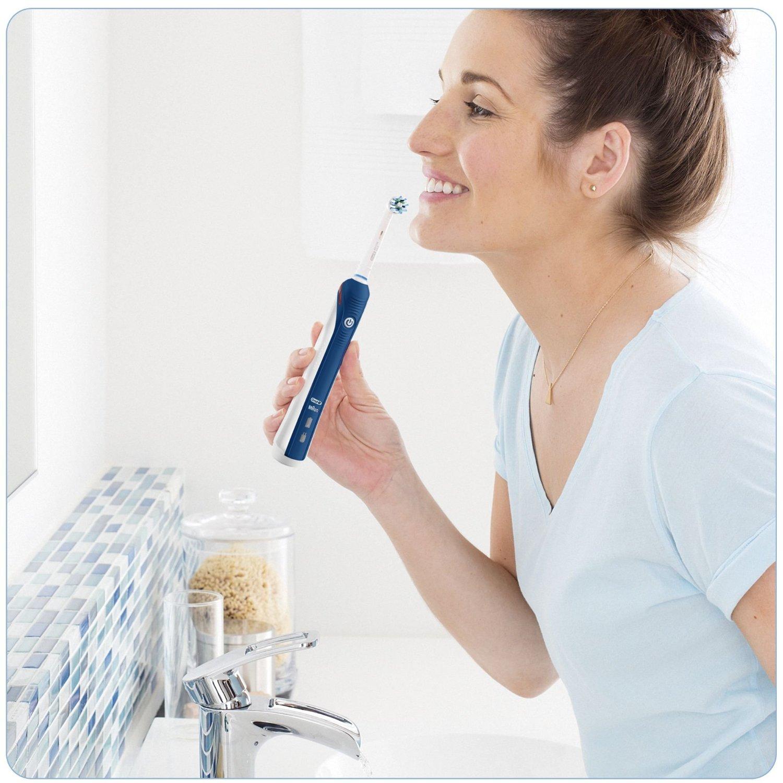 Oral-B Pro 4000 – Cepillo de dientes eléctrico – Precios y opiniones