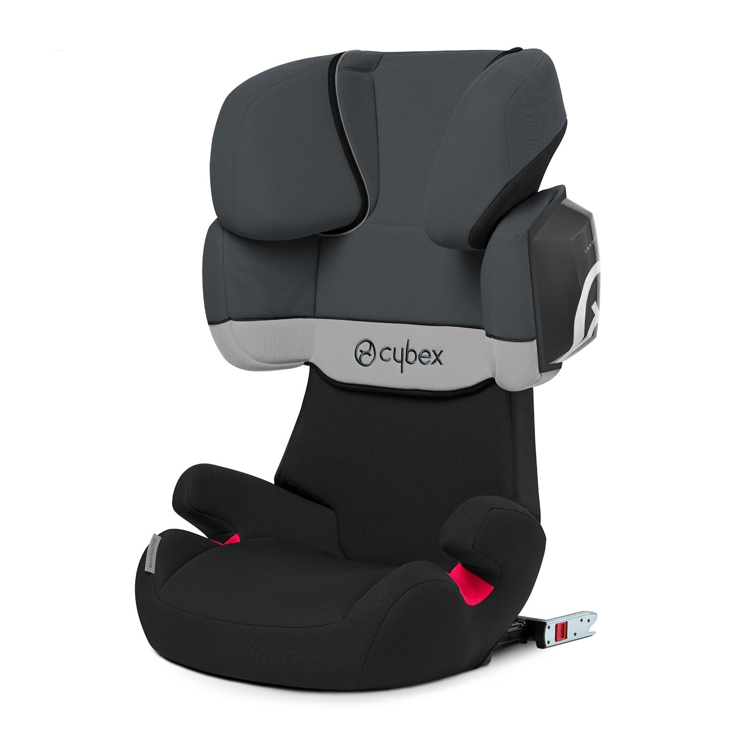 Cybex Solution X2-fix – Mejor Silla de cochedel grupo 2/3