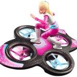 Comprar Dron para niñas Barbie Hoverboard – Precios y opiniones
