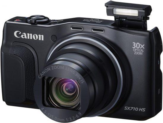 Comprar Cámara Canon PowerShot SX710 HS – Precios y opiniones