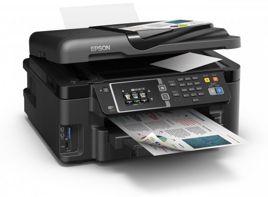 Comprar Impresora multifunción Epson WorkForce WF-3620DWF – Precios y opiniones