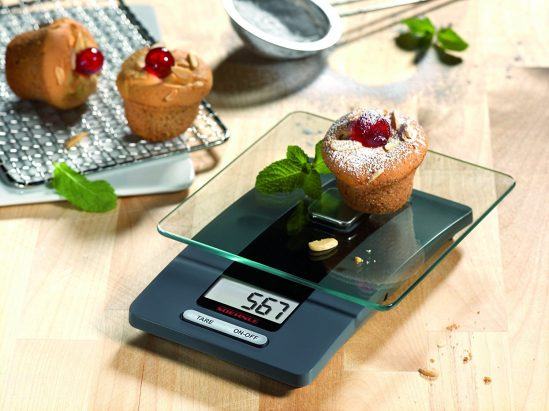 Comparativa 4 mejores básculas de cocina