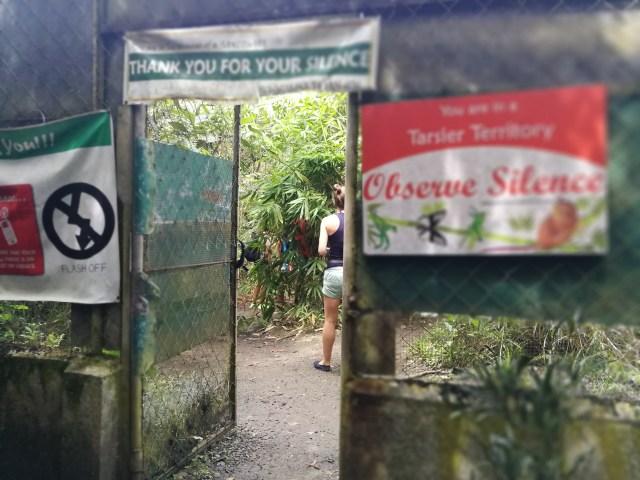 Tarsier Sanctuary