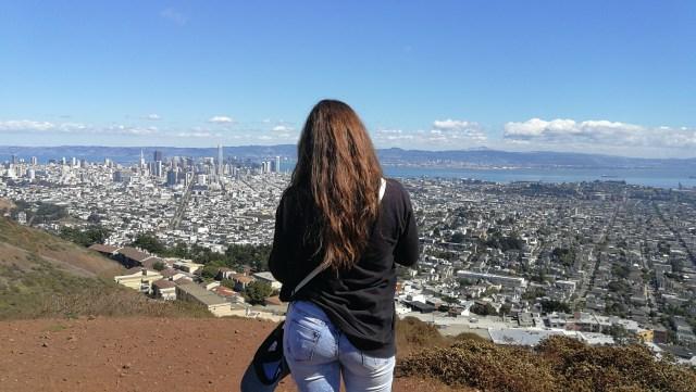 Twin Peaks es el mejor mirador de San Francisco.