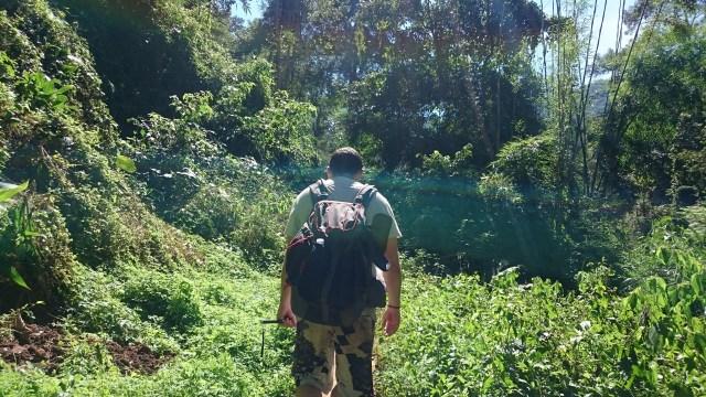 El trekkings será un indispensable sea cual sea vuestra ruta por Tailandia.