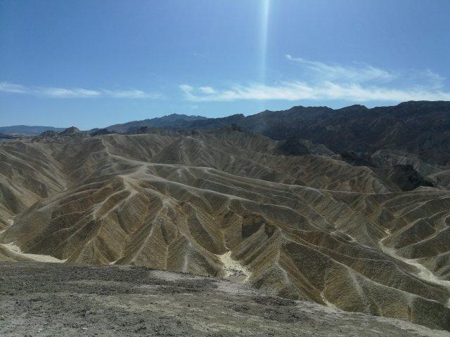 Formas difíciles de encontrar y que tienen su origen hace 5 millones de años. Se pueden ver en Death Valley