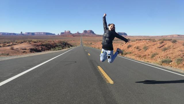 Monument Valley Rd.