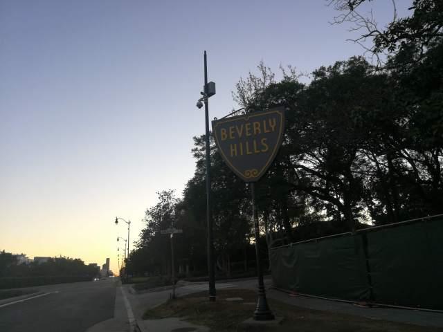 En Beverly Hills encontraréis las casas de los mas famosos del mundo.
