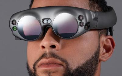 Google presenta Magic Leap One, las gafas del futuro