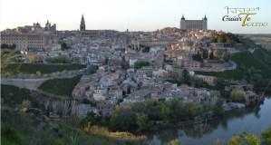 Toledo desde el valle. Guiarte Toledo