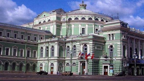 El teatro Mariinsky | Guiarus