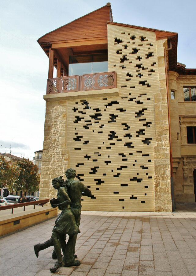Remodelado palacio de Bendaña en Haro en La Rioja – Guías Viajar