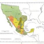 Mapa del Virreinato de la Nueva España