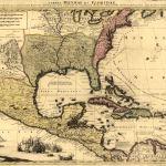 Mapa México y la Florida