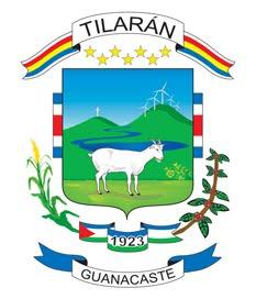 Escudo cantón de Tilarán