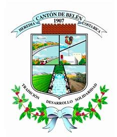 Escudo cantón de Belén