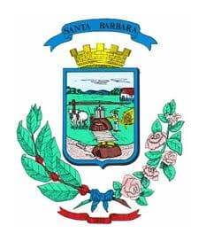 Escudo cantón de Santa Bárbara
