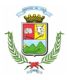 Escudo cantón de Montes de Oro
