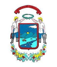 Escudo cantón de Vásques de Coronado