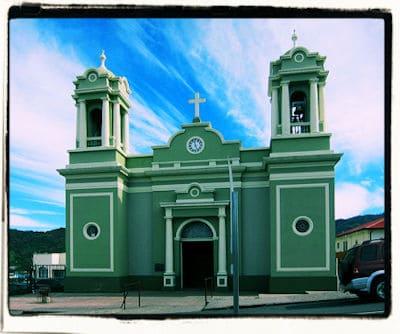 Iglesia de Aserrí