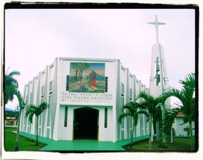 Iglesia de Buienos Aires de Puntarenas