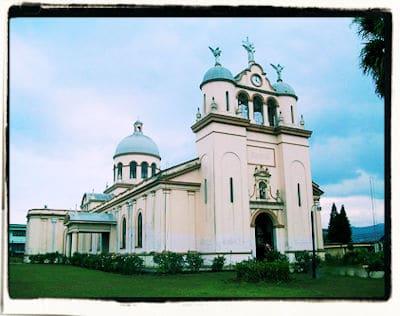 Iglesia de Curridabat