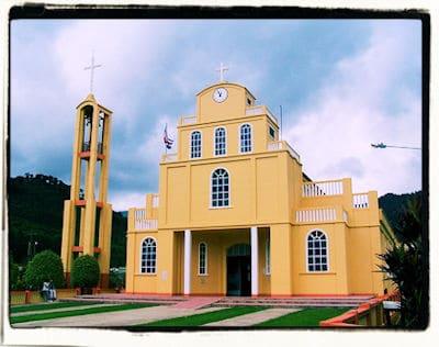 Iglesia de Santa María de Dota