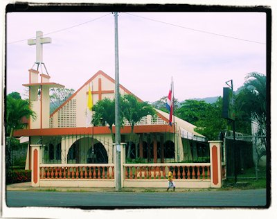 Iglesia de Jacó