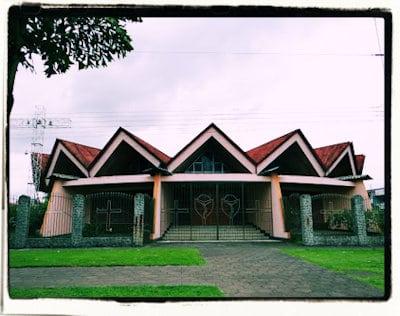 Iglesia de Guácimo