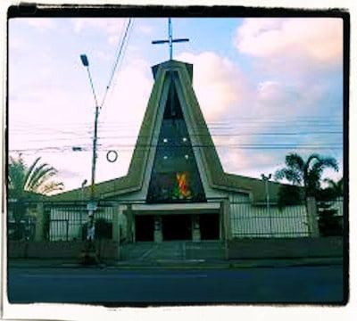 Iglesia de Guápiles