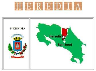 Provincia: Heredia