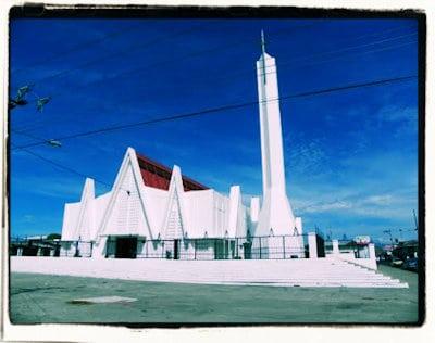 Iglesia de Liberia