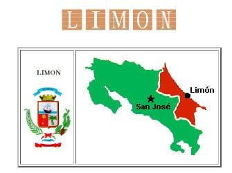 Provincia: Limón