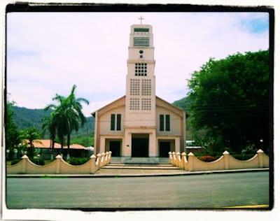 Iglesia de Nandayure