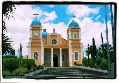 Iglesia San Marcos de Tarrazú