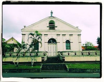 Iglesia de San Pablo de Heredia