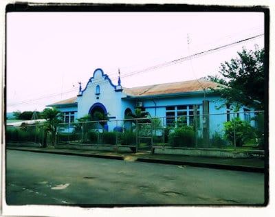 Escuela de San Pablo de Turrubares