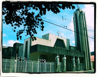 Iglesia de Turrialba