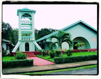 Iglesia de Upala