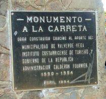 Monumento a la carreta